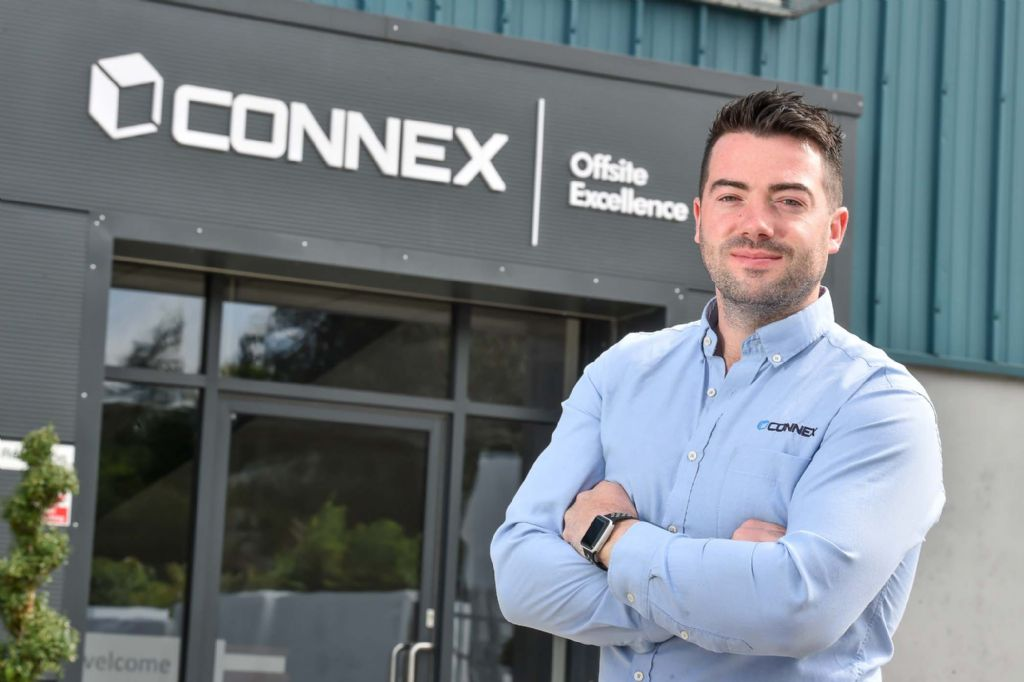 Connex Offsite to create 140 jobs